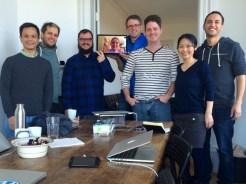 Team Global in Copenhagen