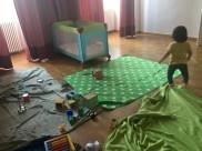 Child care room
