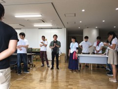 WordCamp Kyoto 2017 Contirbutor Day staff meeting