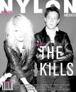 The Kills cover Nylon cover