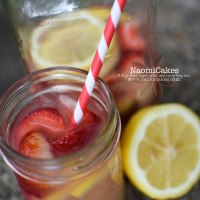 One-Step Strawberry Lemonade [Recipe]