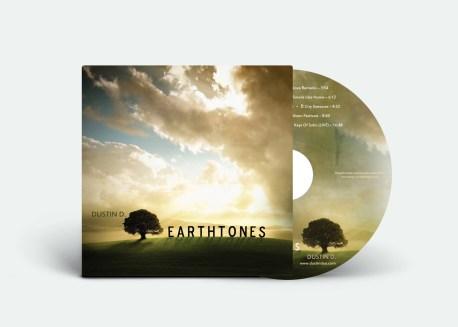 Earthtones CD Design