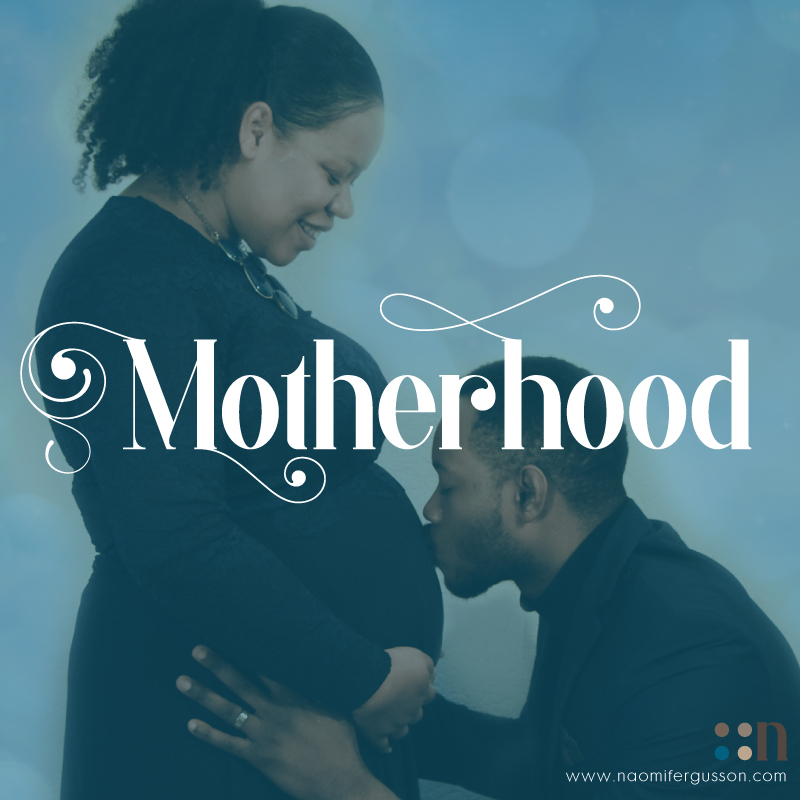 Motherhood, soon to be mom