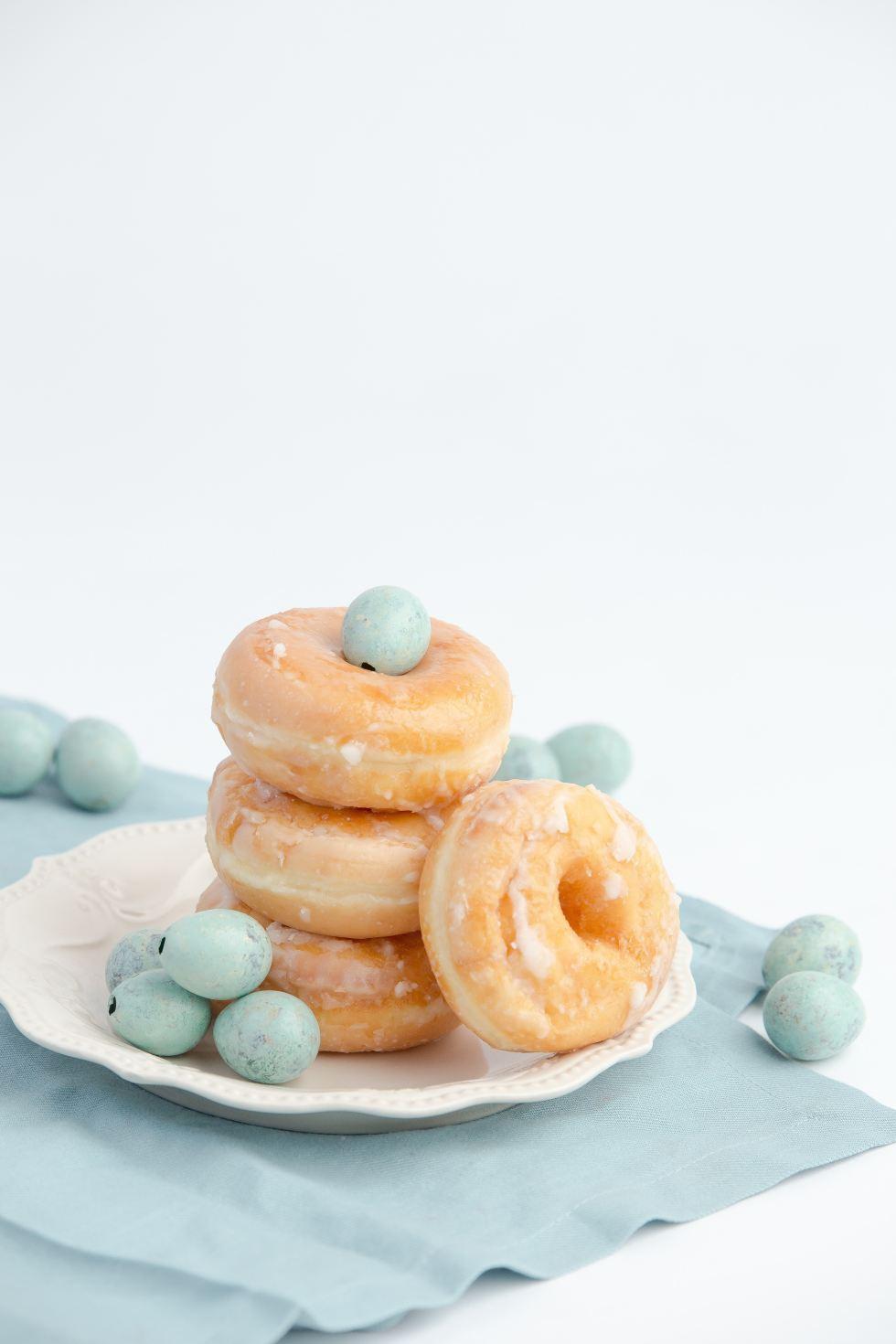 honey glazed donut