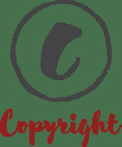 copyright mark