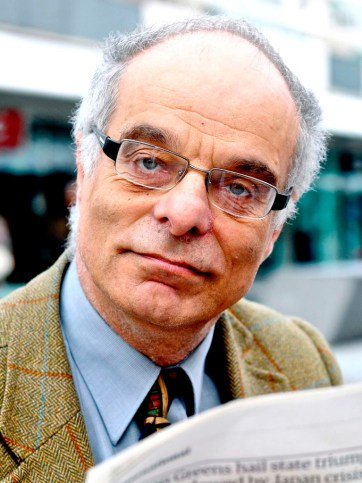 An image of Senior Consultant Charles Oppenheim
