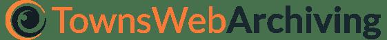 TownsWebArchivingLogo-Web-Black-2018