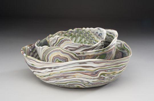 Nesting Pinch Bowls