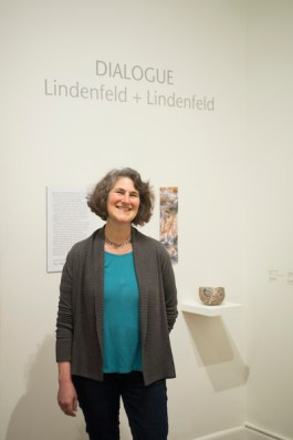 Dialogue Lindenfeld+ Lindenfeld - Naomi Lindenfeld