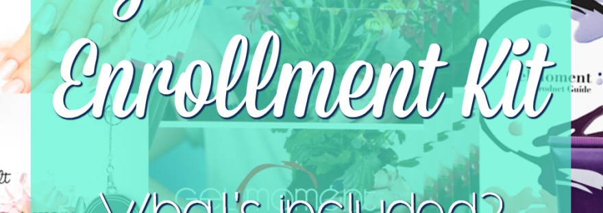 gelmoment starter kit, gelmoment enrollment kit, gelmoment kit, gelmoment sign up
