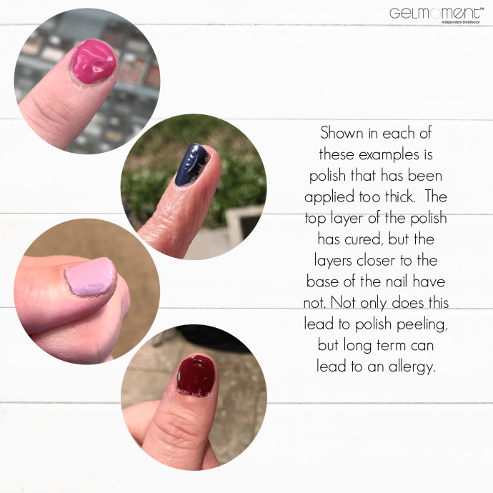 gelmoment, gelmoment troubleshooting, gelmoment polish, gel polish peeling, gel polish troubleshooting, naomi nails it