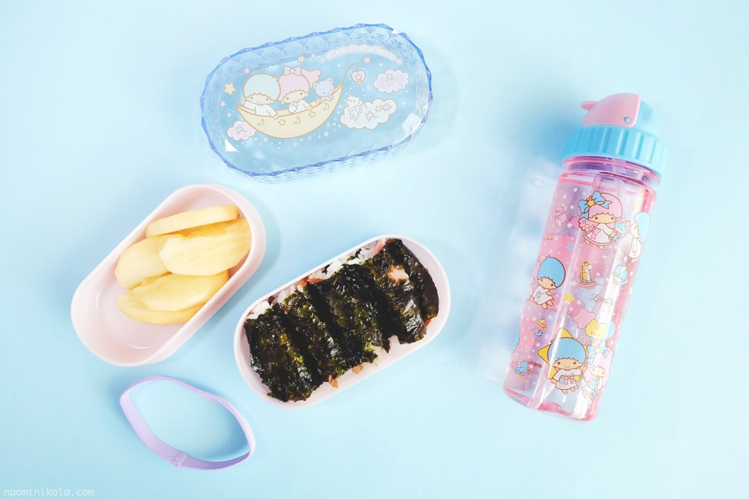 little twin stars bento set