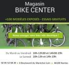 Magasin vélos électriques