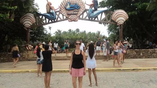 Beach Park – sem ser hóspede ou entrar no parque