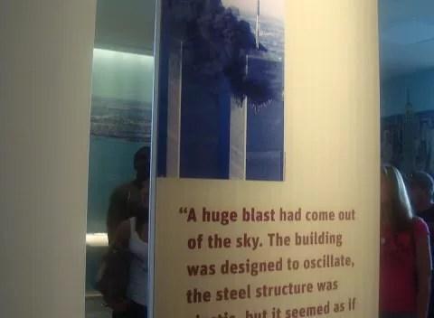 World Trade Center – uma triste lembrança