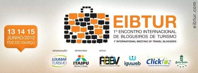 #EIBTUR2012 – #EuVou