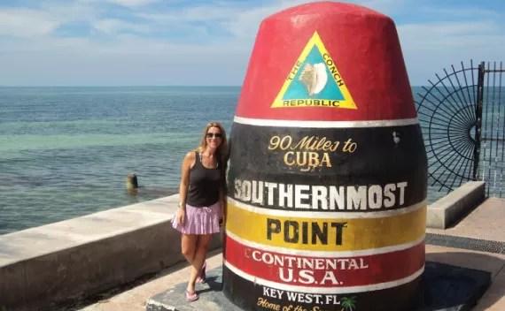 Key West – Restaurante para pendurar seu dólar