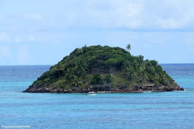 Cayo Cangrejo (Crab Cay) – o lugar que disse UAU em Providencia, Colômbia