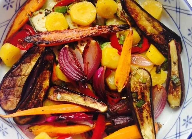 Como fazer crumble de legumes?