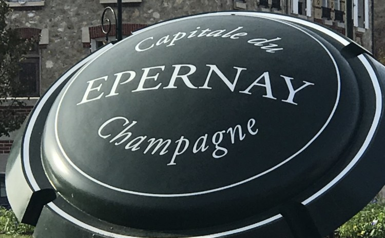 Épernay, França – a capital do champagne