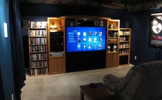 Escolhendo um Home Theater, Home Cinema para um Cinema em Casa