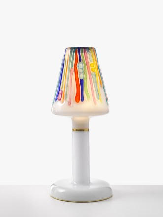 Lollipop table lamp