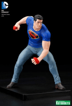 ccxp tour kotobukiya superman
