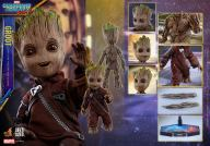 Hot Toys - GOTG Vol. 2 - Groot Life-Size Collectible Figure 08