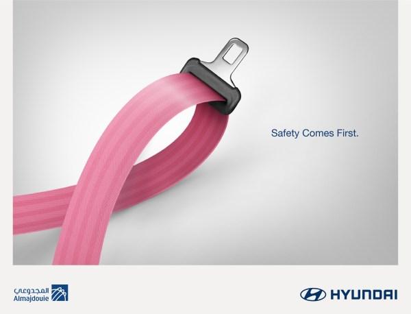 Hyundai Print Advert By FCB: Breast Cancer - CSR | Ads of ...