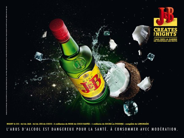 J&B Print Advert By No Good Industry: Coconut | Ads of the ...