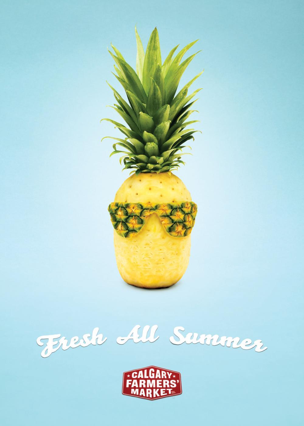 Fresh Thyme Market Ad