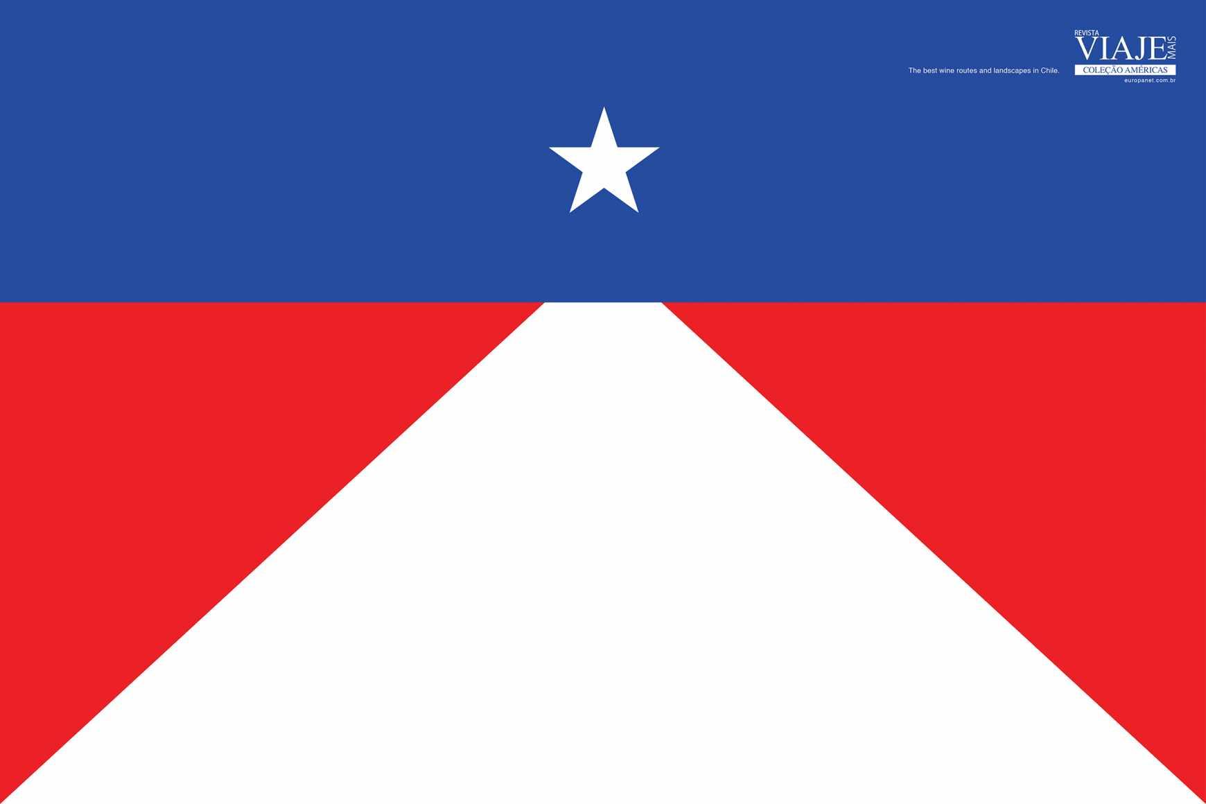 Editora Europa Print Ad - Flags - Chile