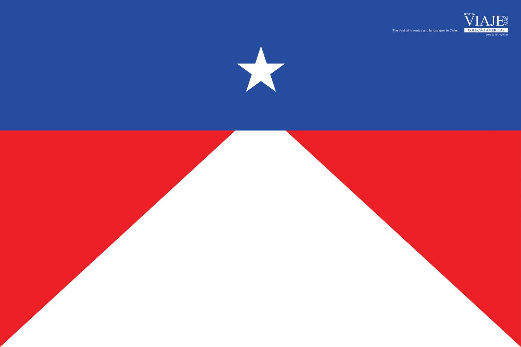 Editora Europa Print Ad - Flags - Chile