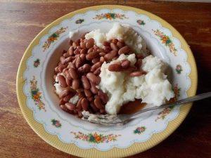 posho bean