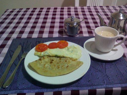Bathel Guest House Breakfast