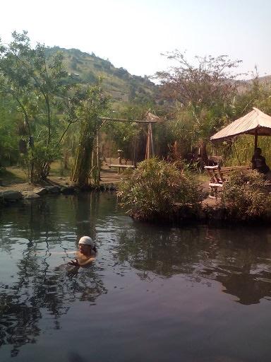 Kiwa heritage hot spring bath