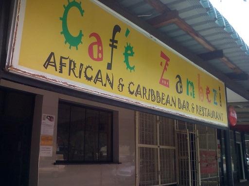 Cafe Zambezi