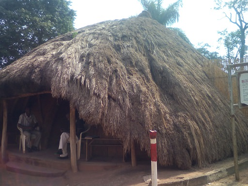 Kasubi security house