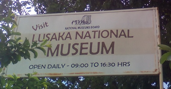 national museum signpost