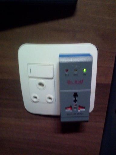 zambezi electricity socket