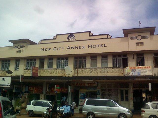 New City Annex Hotel Building