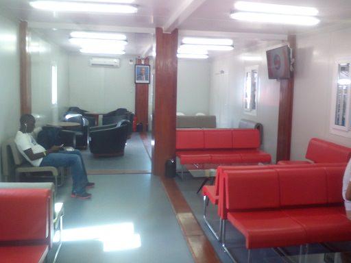 Azam marine waiting room for VIP