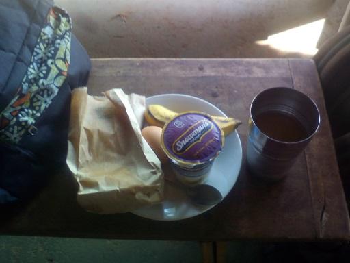 Adrift breakfast