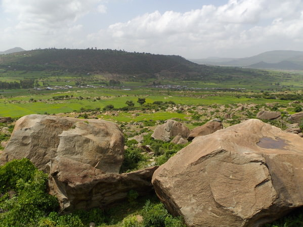 Lion of Gobedra View