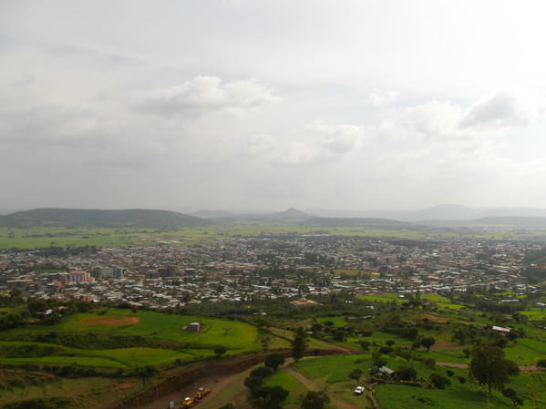 View from Panthaleon Church