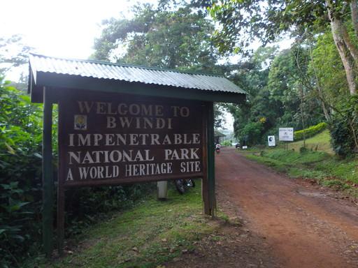 Bwindi Buhoma Gate