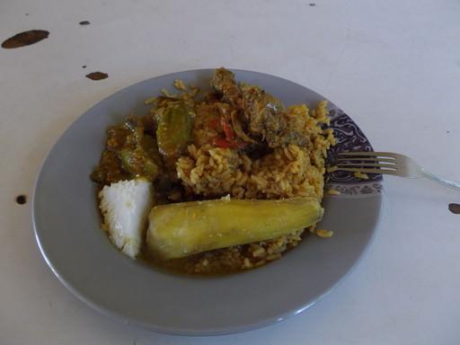 Entebbe Zoo Lunch
