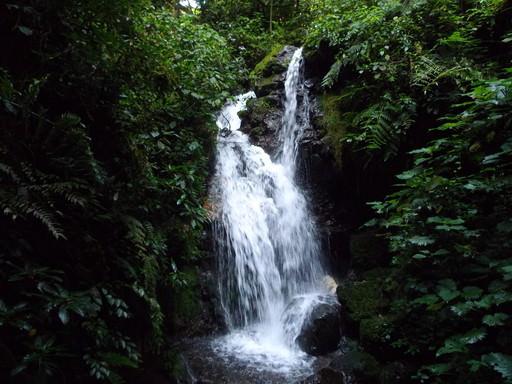 Munyaga river waterfall 3