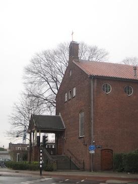 Koptische kerk Amsterdam-Noord