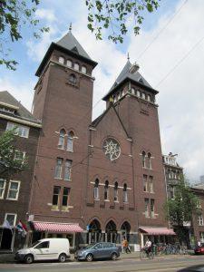 De Amsterdamse Fatih-moskee (Foto: Iskander Smit)